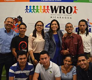 robotica educativa en nicaragua